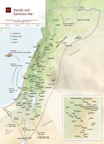 B7 Davids och Salomos rike