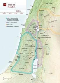 B10 Israel på Jesu tid