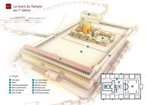 B11 Le mont du Temple au 1ersiècle