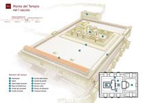 B11 Monte del Tempio nel I secolo