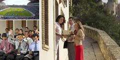۱. یَهُوَه شاهیدلری موعظه ائدیرلر ۲.یَهُوَه شاهیدلرینین توپلانتیسی ۳.یَهُوَه شاهیدلرینین جلسهلری