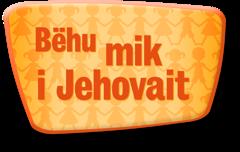 Bëhu mik i Jehovait