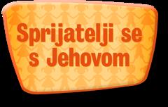 Sprijatelji se s Jehovom