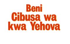 Beni Cibusa wa kwa Yehova