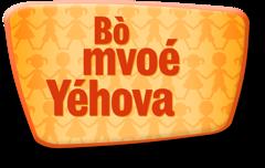 Bò mvoé Yéhova