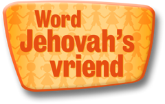 Word Jehovah's vriend