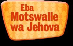 Eba Motswalle wa Jehova