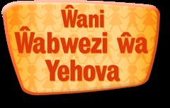 Ŵani Ŵabwezi ŵa Yehova