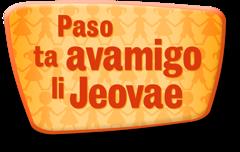 Paso ta avamigo li Jeovae