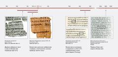Библијски стихови на хебрејском, грчком и енглеском