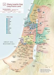 10 Olketa Israelite Stap Long Promis Land