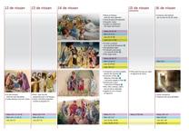 16-B L'última setmana de la vida de Jesús a la Terra (2a part)