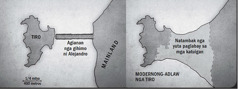 Duha ka mapa sa Tiro
