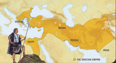 1. Alexander the Great; 2. The Grecian Empire