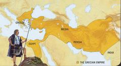 1. Alexander den store; 2. Det grekiska världsväldet