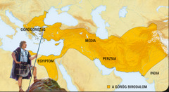 1. Nagy Sándor; 2. A görög birodalom