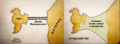 Дві карти Тира
