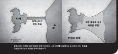 두 가지 티레 지도