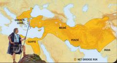 1. Alexander de Grote; 2. Het Griekse Rijk