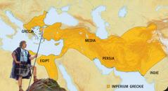 1. Aleksander Wielki; 2.Imperium greckie