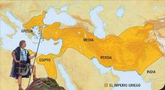 1. Alejandro Magno; 2. El Imperio griego