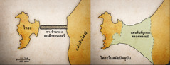 Two maps of Tyre