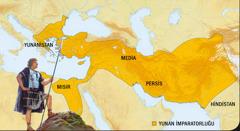 1. Büyük İskender; 2. Yunan İmparatorluğu