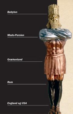 En billedstøtte med form som et menneske
