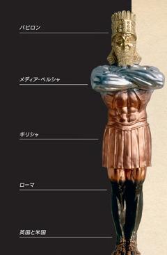 人の形をした「途方もなく大きな像」