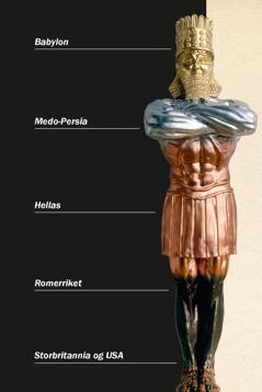 En «kolossal billedstøtte» med form som et menneske