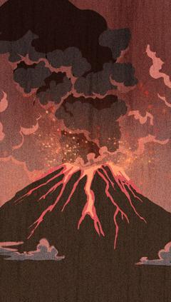 Isang supervolcano