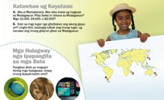 Magasing Pagmata!, Septiyembre 2012: Katawhan ug Kayutaan, Madagascar, Mga Hulagway nga Ipapangita sa mga Bata