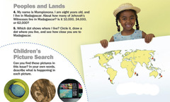 Awake! Magazine, September 2012: Peoples and Lands, Madagascar, and Children's Picture Search
