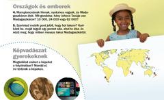 Ébredjetek! folyóirat, 2012. szeptember: Országok és emberek, Madagaszkár, és Képvadászat gyerekeknek