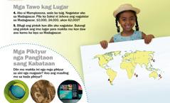 Magmata! Magasin, Septiembre 2012: Mga Tawo kag Lugar, Madagascar, kag Mga Piktyur nga Pangitaon sang Kabataan