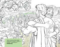 Lalaki nga agyamyaman ken Jesus gapu ta pinaimbag ni Jesus ti kukutelna