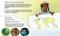 Agriingkayo! Magasin, Setiembre 2012: Tattao ken Luglugar, Madagascar, ken Ubbing, Birokenyo Dagiti Ladawan