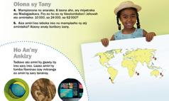 Gazety Mifohaza!, Septambra 2012: Olona sy Tany, Madagasikara, ary Ho An'ny Ankizy