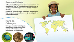 Revista Despertai! de setembro de 2012: Povos e Países, Madagascar e Para as Crianças