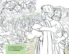 Monna o leboga Jesu ka go bo a mo fodisitse lepero