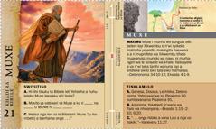 Khadi Ra Bibele: Muxe