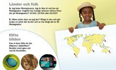 Tidskriften Vakna!, september 2012: Länder och folk, Madagaskar och Hitta bilden