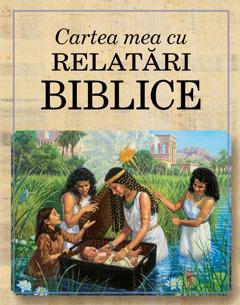 Cartea mea cu relatări biblice