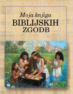 Moja knjiga biblijskih zgodb