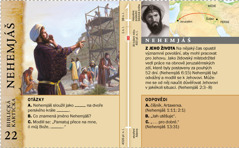 Biblická kartička: Nehemjáš