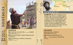 Bibliai kártya: Nehémiás