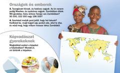 1.Zambiai gyerekek; 2.Képvadászat gyerekeknek