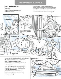 Impara disegnando: Noè