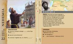 Kartu Alkitab Nehemia