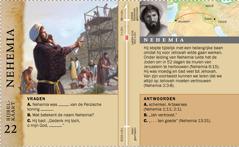 Bijbelkaart Nehemia